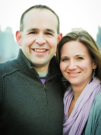 Tim & Jen Leaman