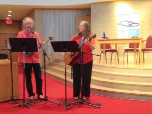 Les & Gwen Gustafson-Zook
