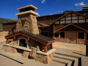 Longs Peak Lodge, Estes Park, Colorado