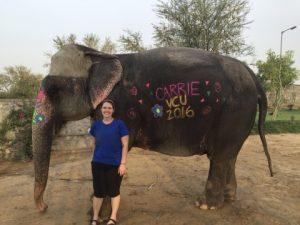VCU Elephant